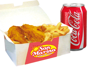 Snack box Meal