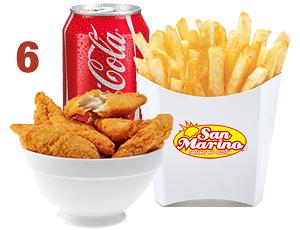 Chicken Nuggets Meal