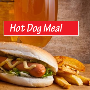 Hot Dog Meal