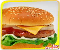 1/4 Pounder Burger with cheese