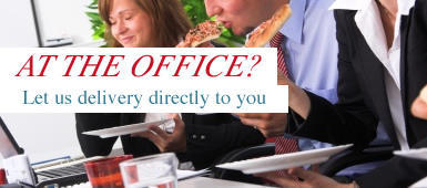 At the Office - we deliver to you