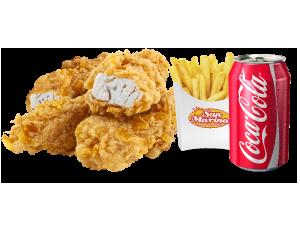 Chicken tenders(4) Meal