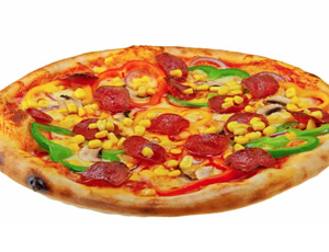 San Marino Special Pizza