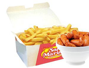 Sausage Box(5) Kids Meal