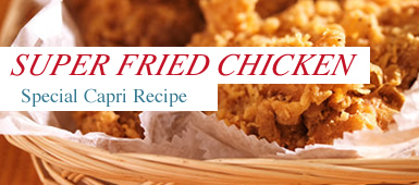 Sensational Fried Chicken