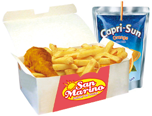 Junior Box Kids Meal