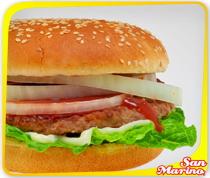 1/4 Pounder Burger