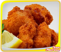 Scampi (10 pieces)