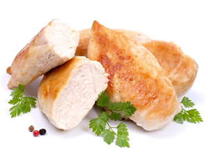 Roast Breast of Chicken